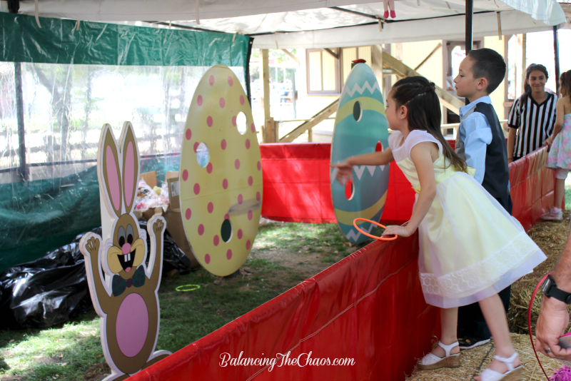 Irvine Park Railroad Easter Eggstravaganza Activities