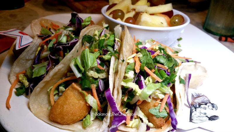 Farrells Baja Fish Tacos
