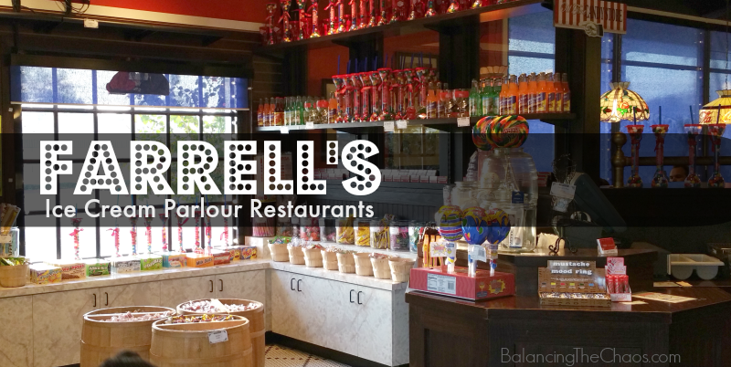 Farrells Ice Cream Parlour Restaurants