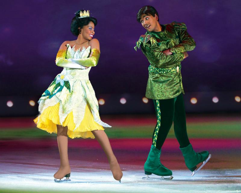 Disney On Ice Treasure Trove Tiana & Naveen