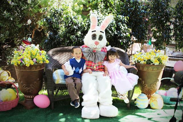 Easter Eggstravaganza, Irvine Park Railroad, Easter Bunny, Egg Hunts