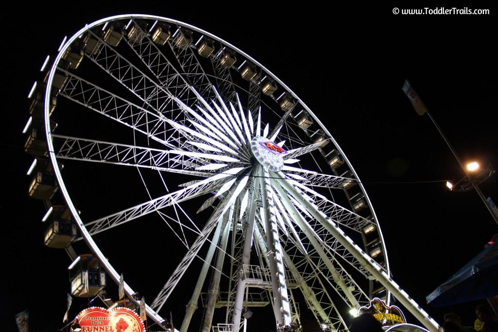 OC Fair Ferris Wheel