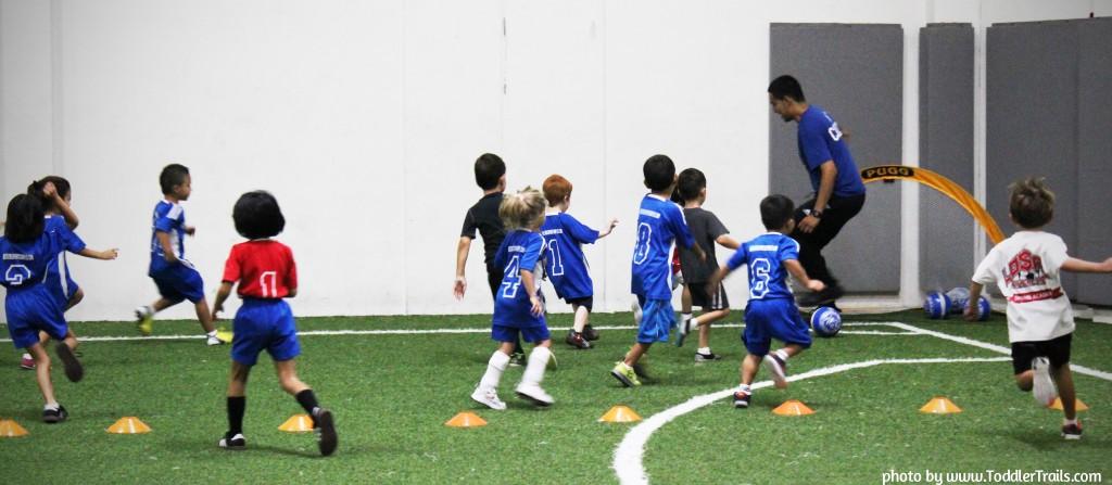 Lil Kickers at Next Level Sports Complex Classes