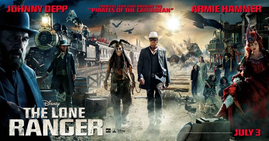#TheLoneRanger