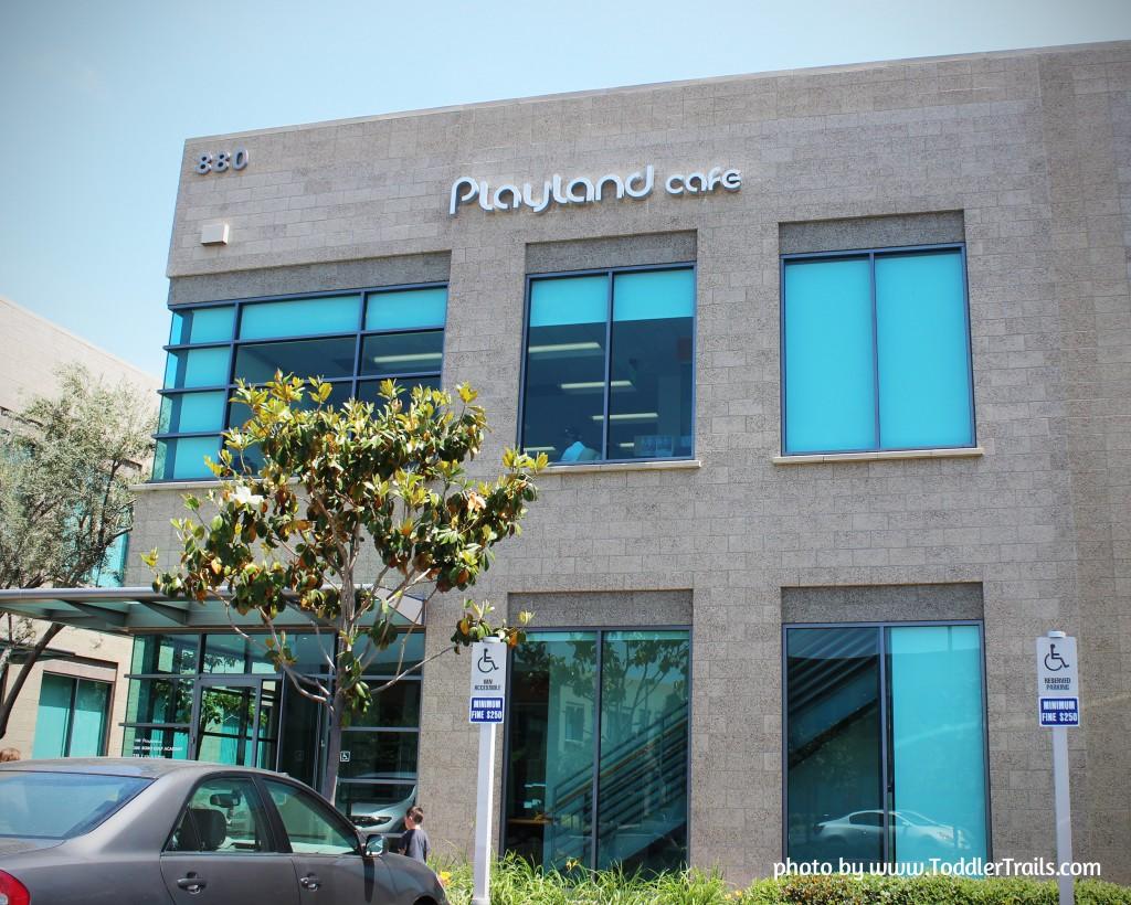 Playland Cafe Irvine Ca