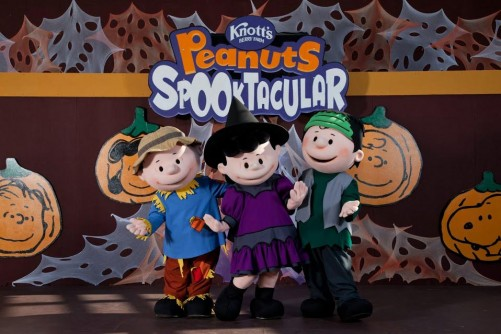 Charlie Brown's Spooktacular Show