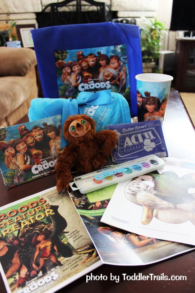 Croods Gift Bag