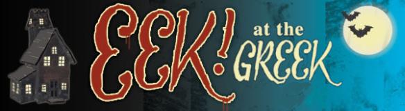 Eek At The Greek