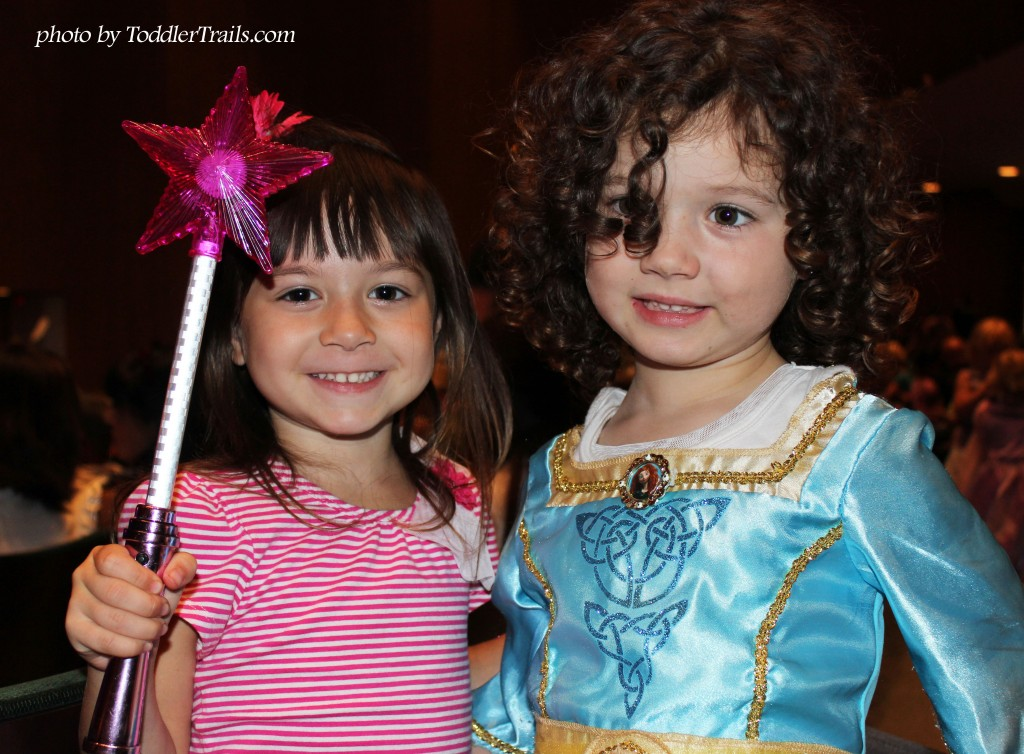 Girls at Disney Live 2