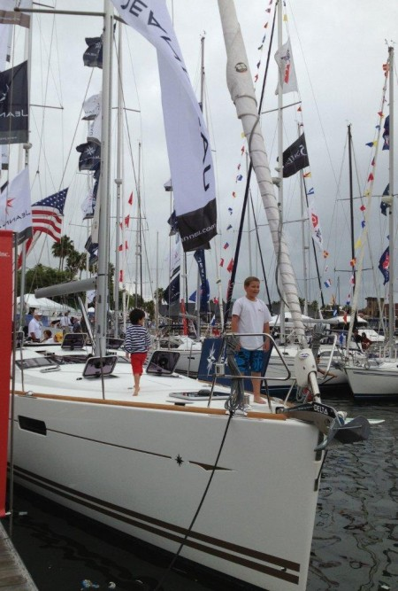 Strictly Save Long Beach Boat Show