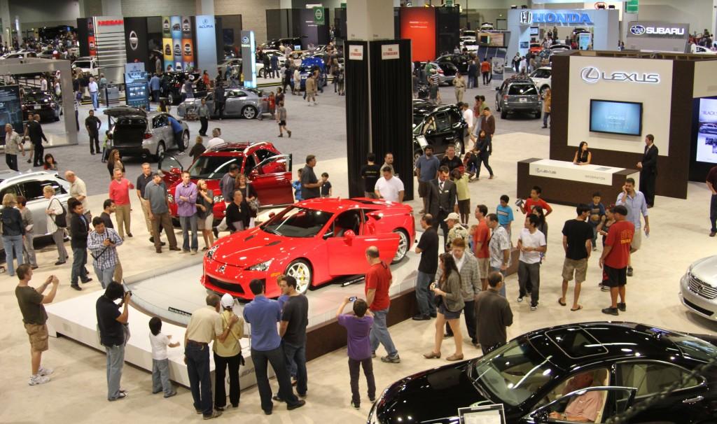 Orange County Auto Show