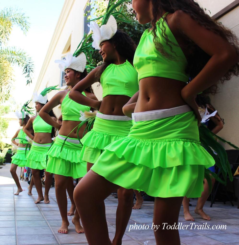 Ohana Polynesian Dancers