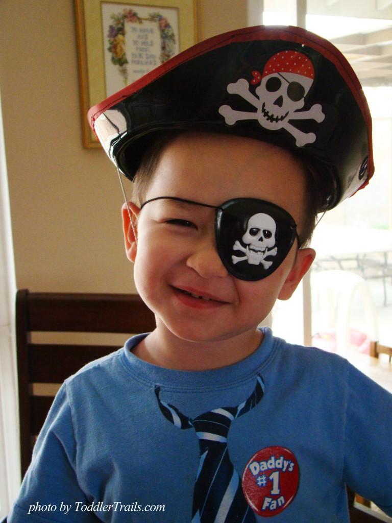 Pretend City Pirate Month