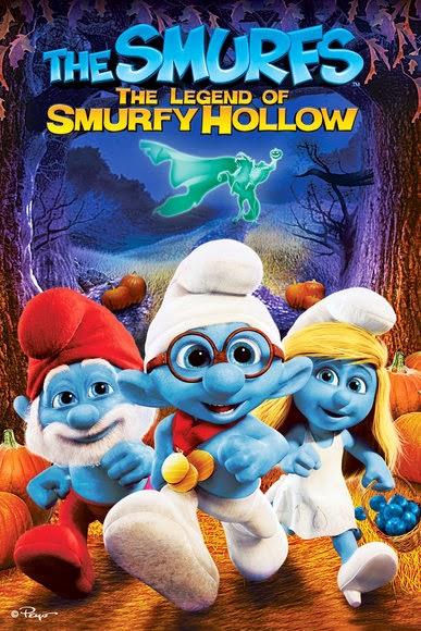 The Smurfs, Legend of Smurfy Hollow
