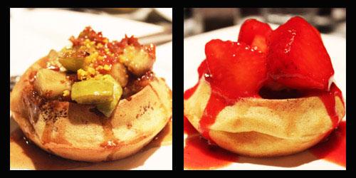 Specialty Waffle, Mimi's Cafe