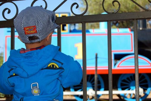 A Day Out With Thomas The Tank