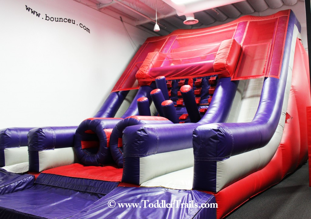 Bounce U HB Slide Wall
