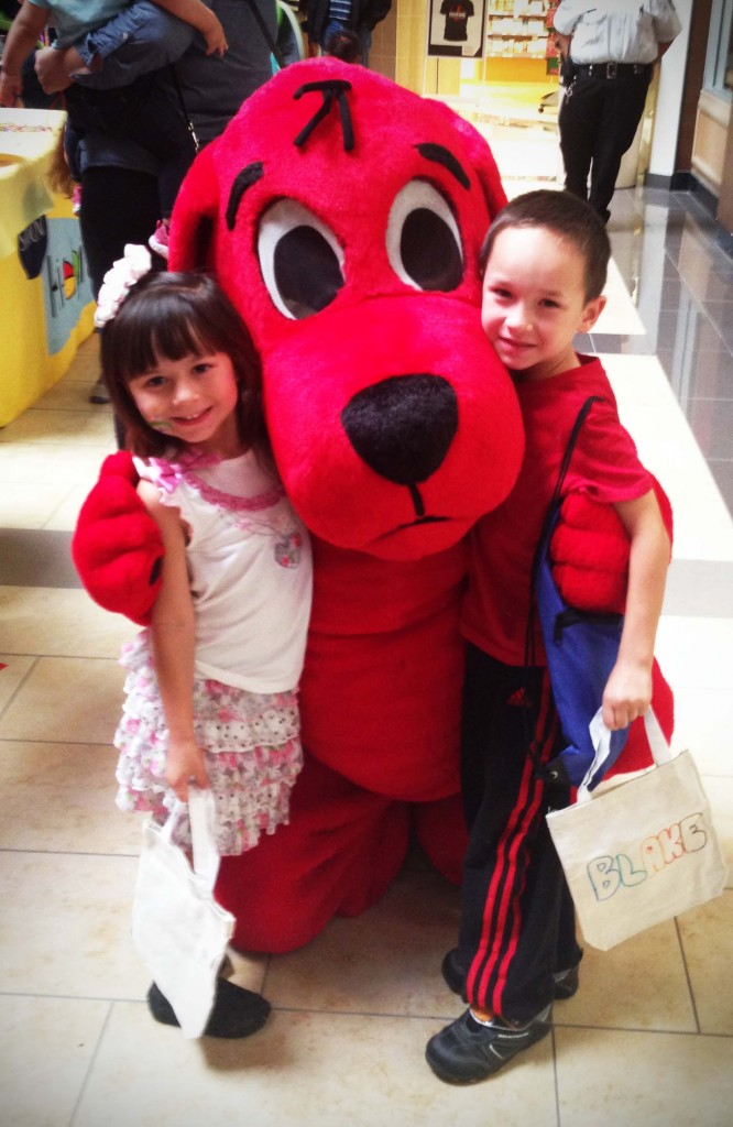 Brea Mall Kidgets Clifford