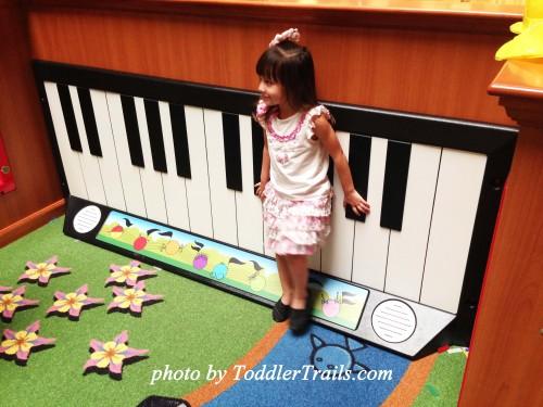 Brea Mall Kidgets Piano