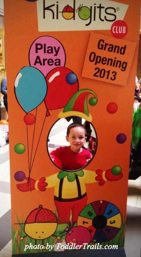 Brea Mall Kidgits Opening