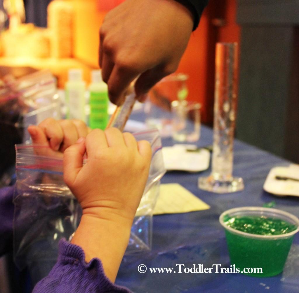 DSC Spooky Science Slime