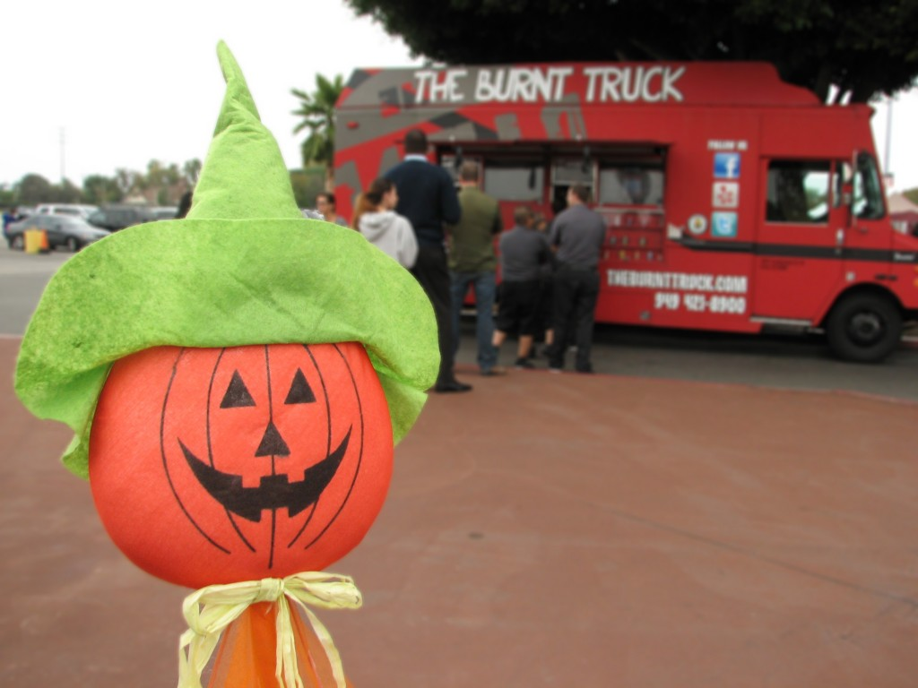The Food Truck Fare Halloween Foodtacular - Toddler Trails