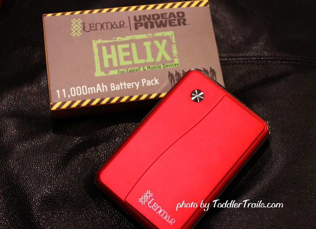 Lenmar Helix External Battery Pack