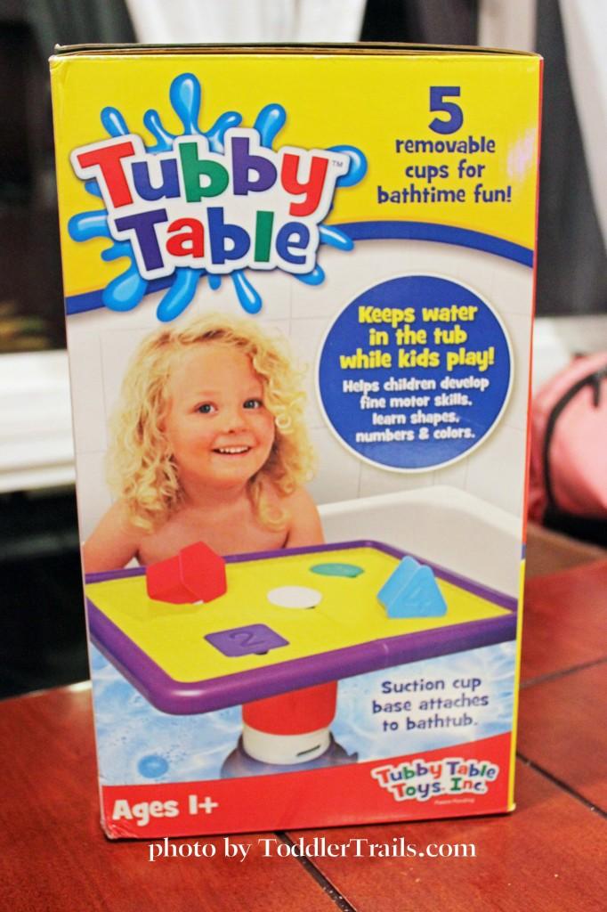 Tummy Table