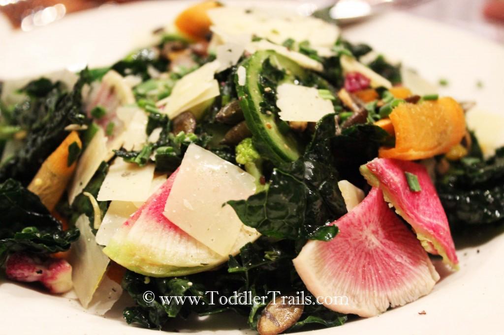 WoodRanch Tuscan Kale Salad