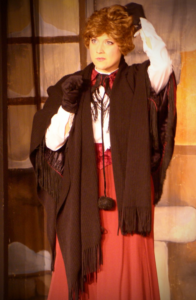 A Christmas Carol at the Bird Cage Theater