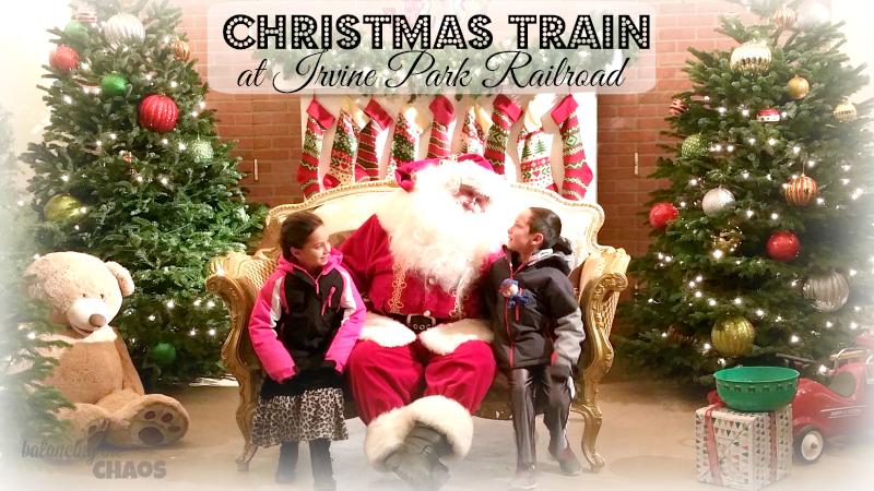 Irvine Park Christmas Train 2020 Pre order your tickets NOW   Christmas Train at Irvine Park Railroad