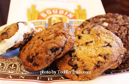 Boudin Cookies