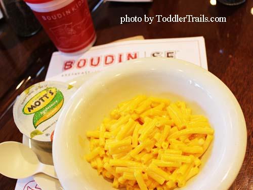 Boudin Kids Mac N Cheese