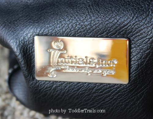 Initials Authentic Tag
