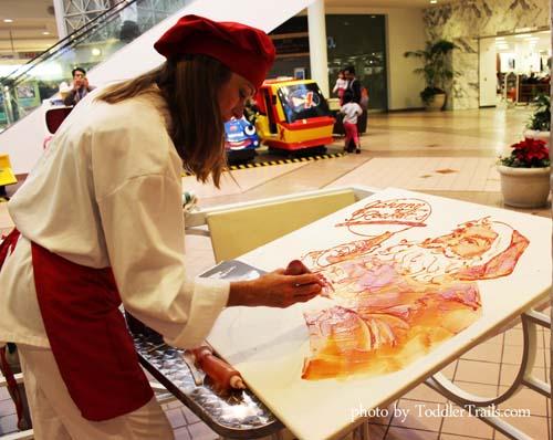 Ketchup Art #santaanajr