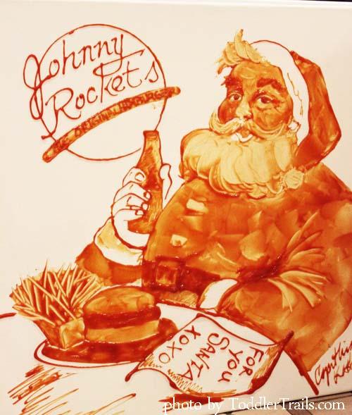 Ketchup Santa #santaanajr