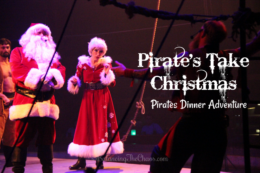 Pirates Take Christmas Pirates Dinner Adventure