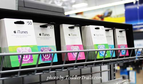 iTunes Gift Cards #shop