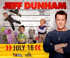 Jeff Dunham in Orange County
