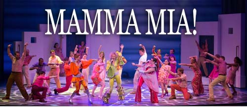 Mamma Mia! at Segerstrom Center For The Arts