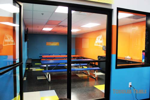 Sky Zone Birthday Party Packages