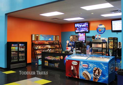 Skyzone Snack Bar