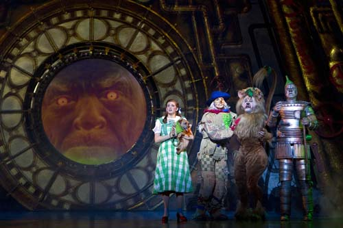 Wizard of Oz at Segerstrom Center