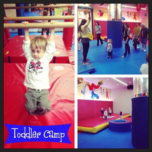 Winter Toddler Camp SoCalMoms