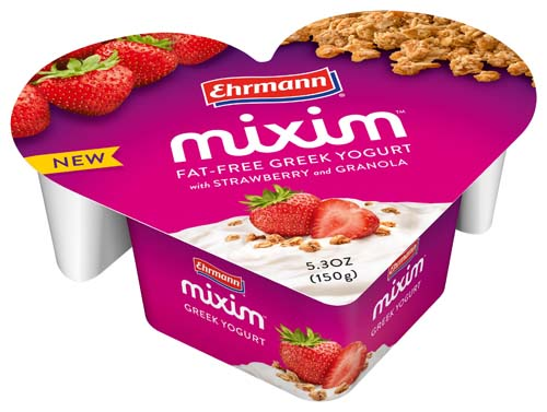 Ehrmann MIXIM Greek Yogurt