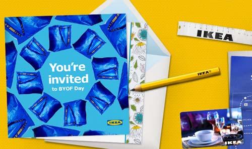 Ikea BYOFDAY