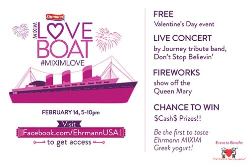 MIXIM Love Boat Invite