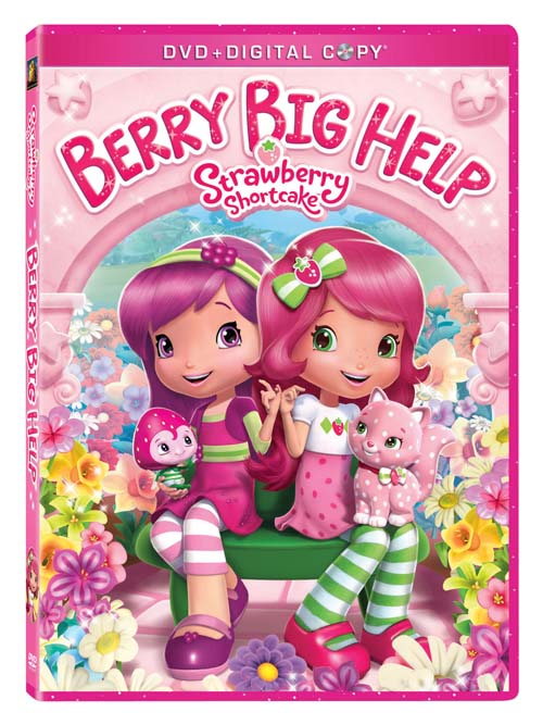 Strawberry Shortcake Berry Big Help