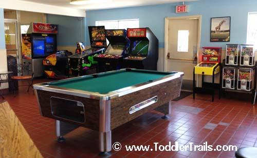 KOA Game Room