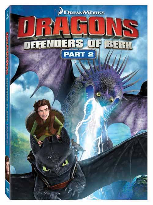 Dragons Defenders of Berk Part 2
